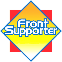 FrontSupporterのロゴ